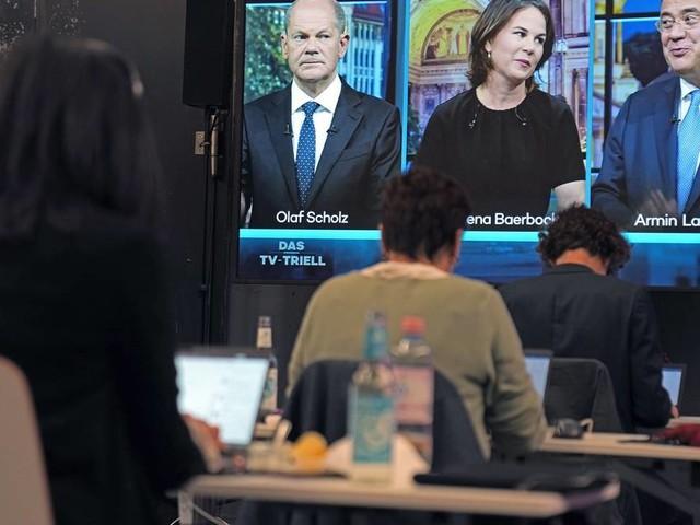 Newsblog zur Bundestagswahl: So lief das letzte TV-Triell