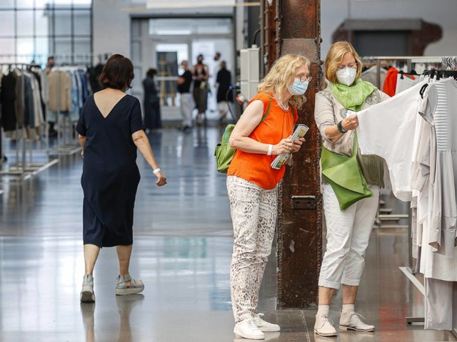 Gallery Fashion & Shoes: Neue Namen für Messeformate