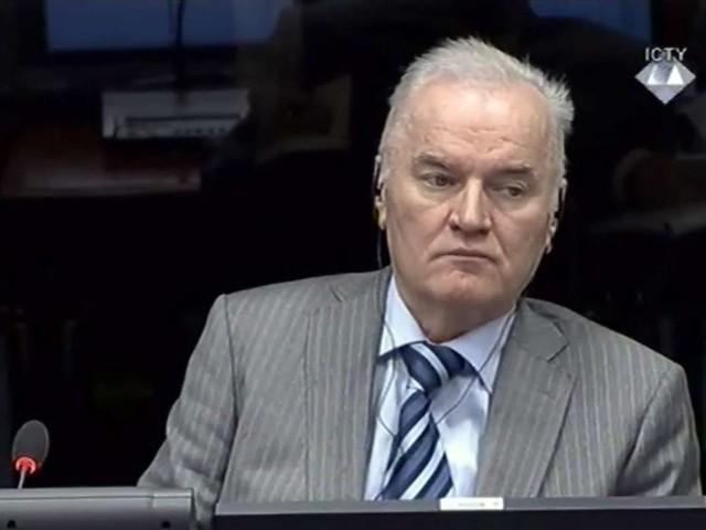 """Ratko Mladic: UN-Tribunal bestätigt lebenslange Haft für den """"Schlächter vom Balkan"""""""