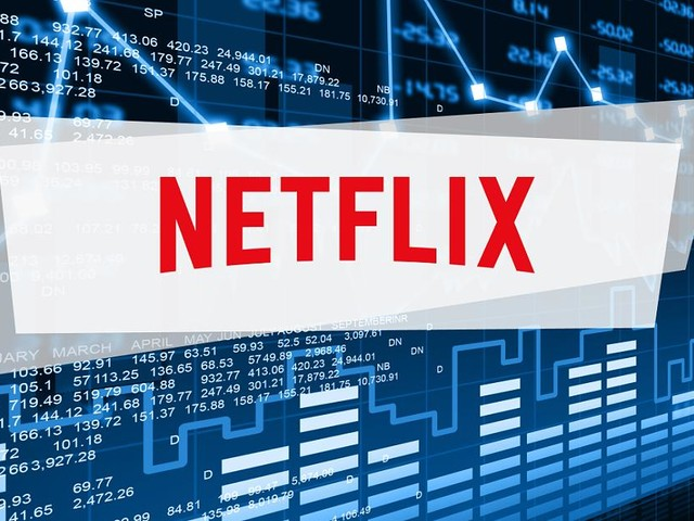 Netflix-Aktie Aktuell - Netflix mit Kursgewinnen