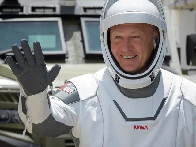 Auf dem Rückweg: US-Astronauten starten mit SpaceX-Kapsel wieder zur Erde