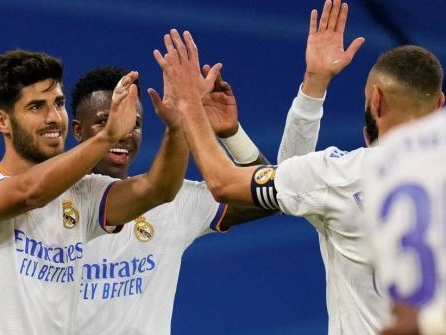 Asensio mit Dreierpack bei Real-Kantersieg gegen Mallorca