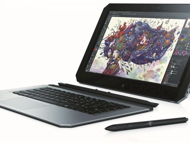"""HP ZBook x2 vorgestellt – erste """"Detachable Workstation"""" der Welt"""