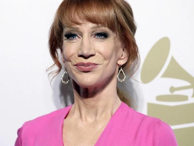 """Kathy Griffin: Lungenkrebs-Operation ist """"gut verlaufen"""""""