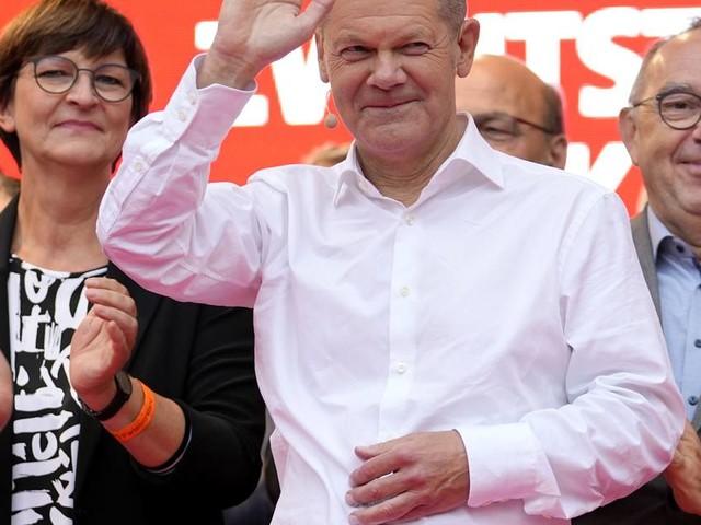 """Newsblog zur Bundestagswahl: SPD-Chef spricht Laschet """"moralisches Recht"""" zur Regierungsbildung ab"""