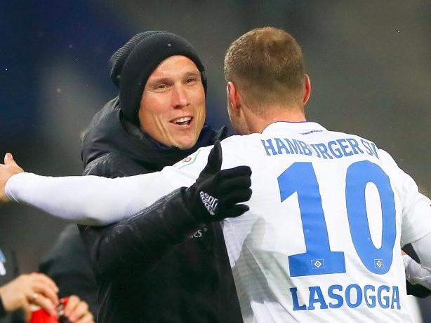 Zweite Bundesliga: HSV in Heidenheim: Wolf setzt auf Verteidiger Lasogga