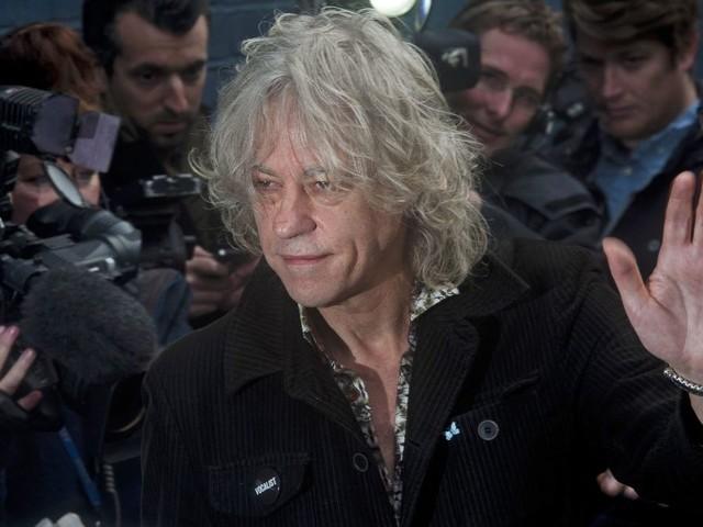 Bob Geldof: Aus Protest gegen Aung San Suu Kyi gibt Rockstar Auszeichnung zurück
