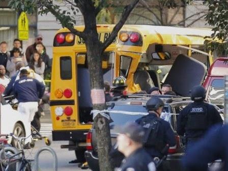 Terrorattacke mit Fahrzeug in New York