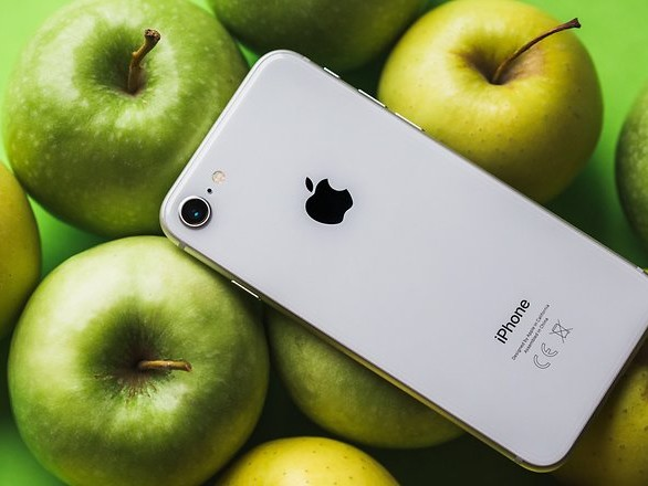Apple iPhone 8 im Test: Eine Nummer kleiner