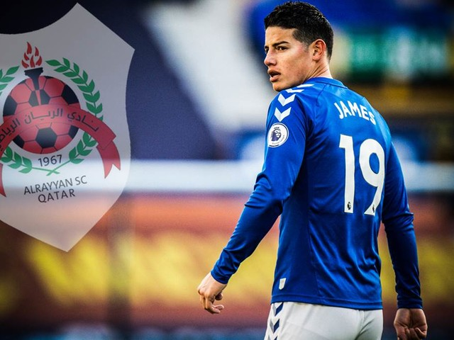 Perfekt: Ex-Bayern-Profi James Rodriguez wechselt vom FC Everton zu Al-Rayyan