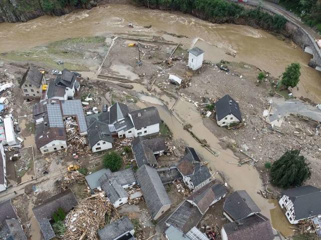 Unwetter: DWD erwartet erneut gefährliche Lage –Katastrophenschutz in Rheinland-Pfalz reagiert