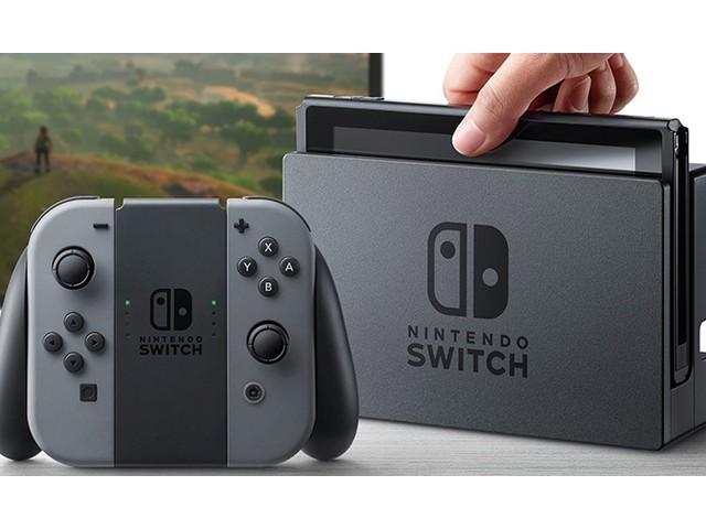 Nintendo: Switch knackt 10-Millionen-Marke
