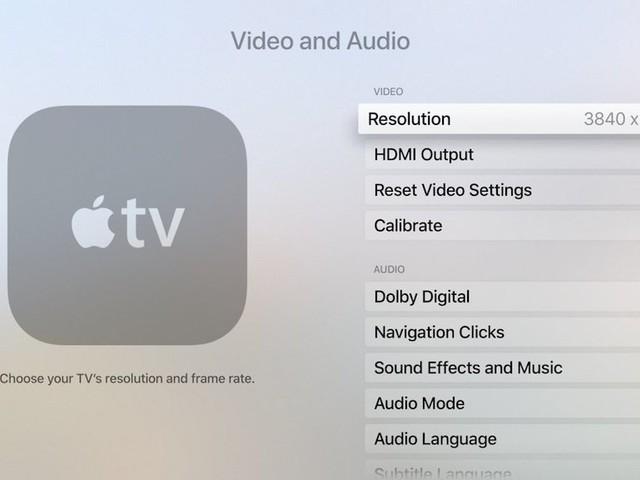 Apple TV: Hack erlaubt 4K-Auflösung im tvOS-Simulator