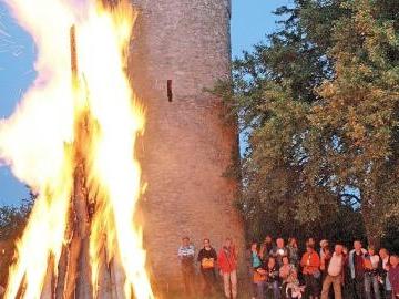 Johannisfeuer im Kreis Bad Kissingen wegen Brandgefahr abgesagt