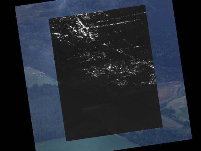 Moorbrand bei Meppen: Fotos der Luftwaffe zeigen unterirdische Glutnester
