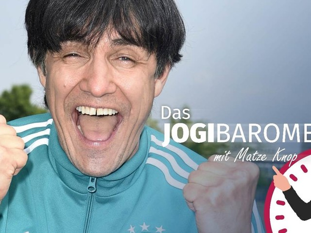 Das SPORTBUZZER Jogi-Barometer mit Matze Knop: Kistenweise Cola für Cristiano Ronaldo