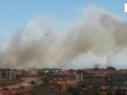 Mehrere Tote nach Bränden an türkischer Mittelmeerküste