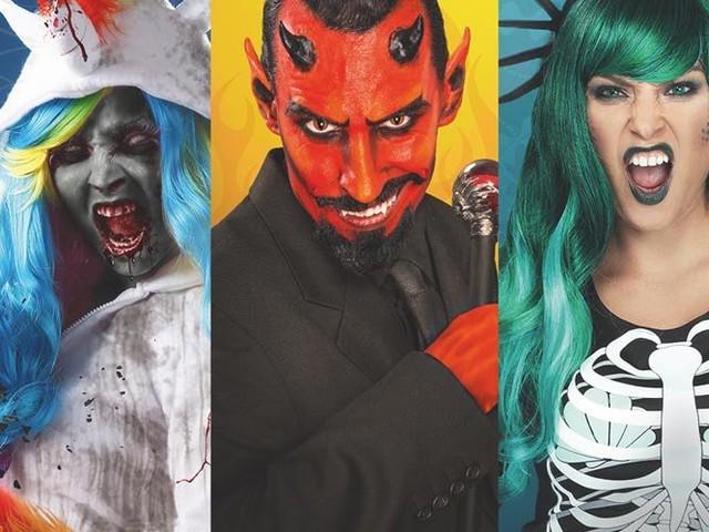 Halloween: Das Geschäft mit der Verkleidung