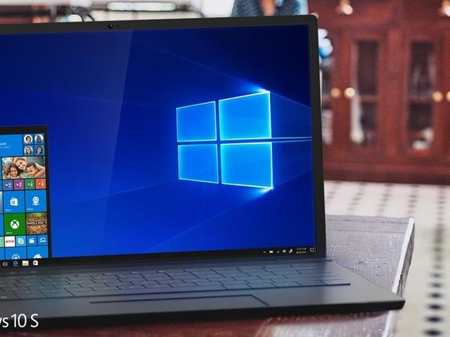 Windows 10 S: Upgrade auf Windows 10 Pro bis März 2018 kostenlos