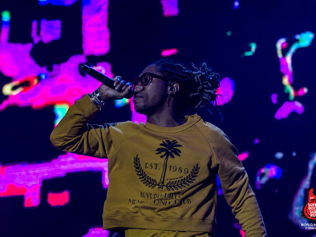 Young Thug und Future veröffentlichen Überraschungs-Mixtape 'SUPER SLIMEY'