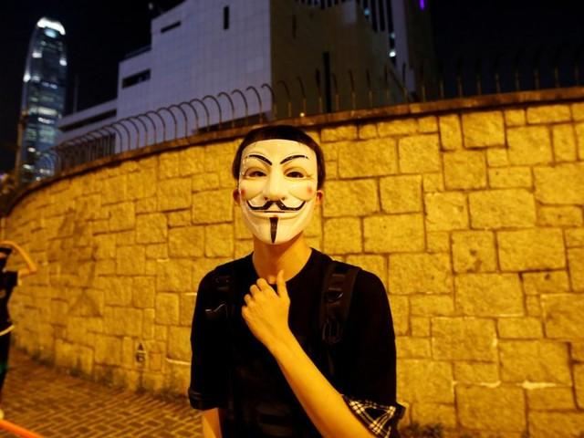 """Hongkong: """"Werden Ziel nicht mit friedlichem Protest erreichen"""""""
