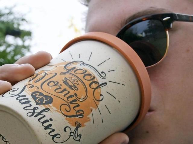 Trinken im Gehen ist Trend - auch in Bad Kissingen