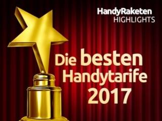 Handytarife ohne Vertragslaufzeit / monatlich kündbar · 2017