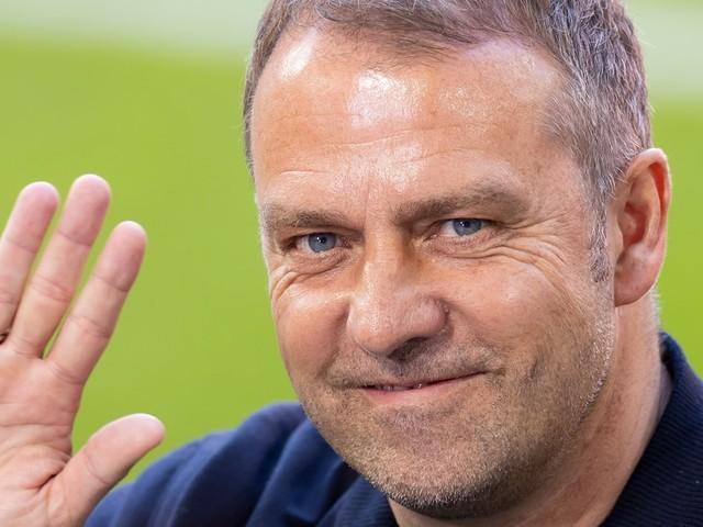 +++ DFB-PK live +++ - Neuer Bundestrainer Flick spricht über seine Pläne mit der Nationalmannschaft