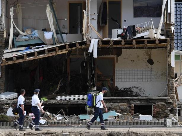 Katastrophe: Hochwasser: Was Hartz-IV-Empfänger jetzt wissen sollten