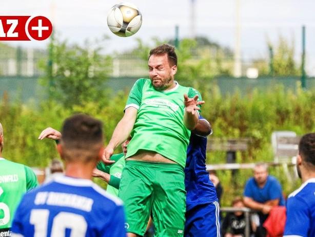 Fußball Testspiel: Der VfL Grafenwald strafft sich, bangt aber um Sven Brattig