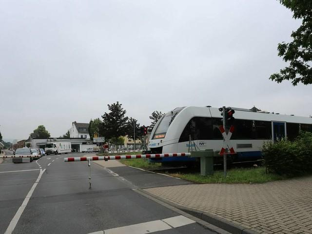 Verkehr: Bahnübergang beschäftigt die Jülicher weiterhin