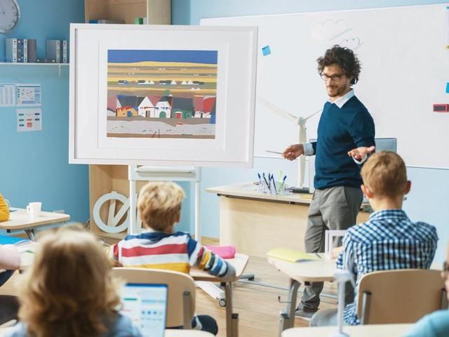 Kunstmeile Krems bringt Kunst in Niederösterreichs Klassenzimmer