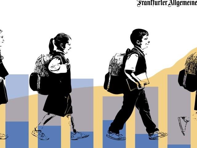 Schneller Schlau: Privatschulen sind in Deutschland fast so beliebt wie in Amerika