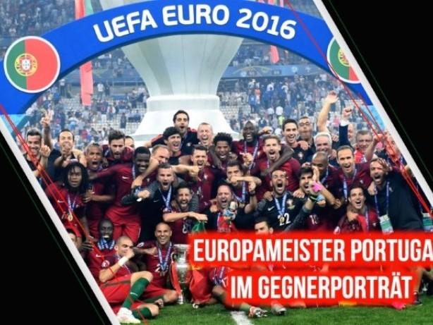 DFB-Showdown gegen Titelverteidiger: Portugal im Porträt