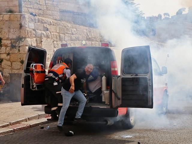 Hunderte Verletzte bei Zusammenstößen in Jerusalem, von Vereinigung keine Spur