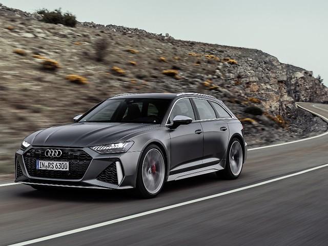 Breiter, breiter: Audi RS6 - für zahlungskräftige Kunden