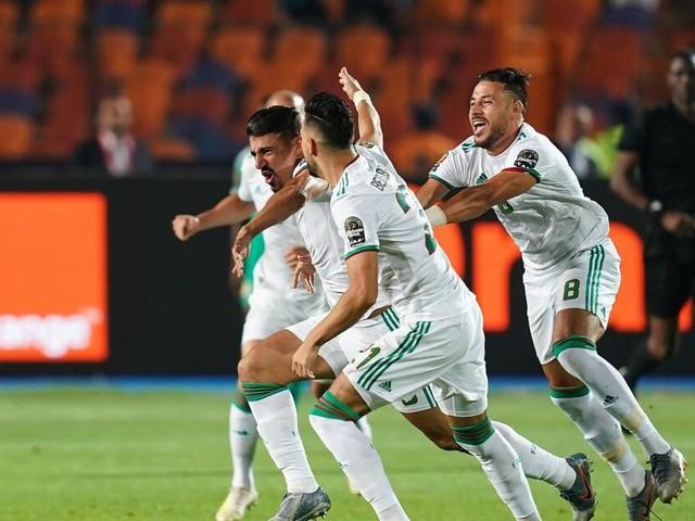 Algerien gewinnt Afrika-Cup - Glückliches 1:0 im Finale gegen Senegal