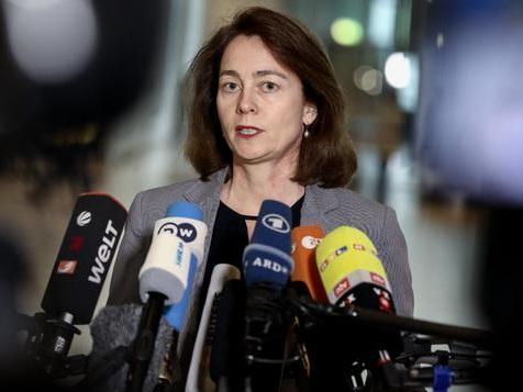 """Justizministerin Barley wirft AfD """"organisierte Denunziation"""" vor"""