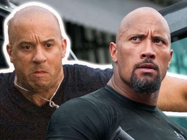Fast & Furious: Vin Diesel erklärt Streit mit Dwayne Johnson