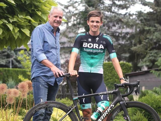 """Bora-Kapitän Konrad: """"Es war ein Problem, dass ich nur Rad fahre"""""""
