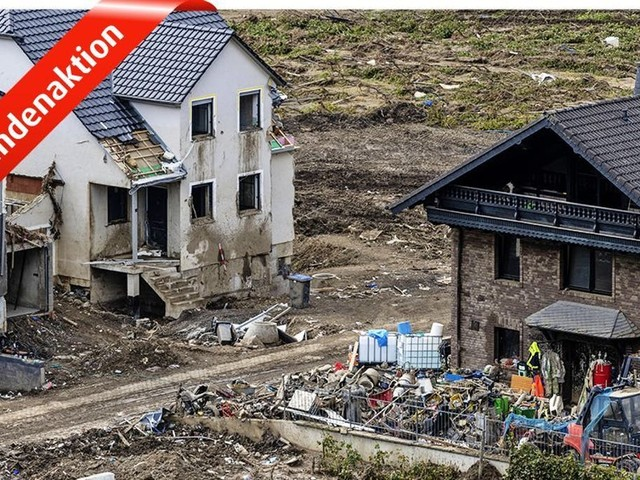 Hilfe für zwei zerstörte Kindertagesstätten