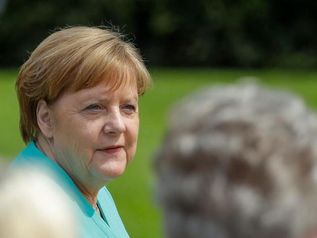 """Merkel: """"Es war eine schöne Geburstagsfeier"""""""