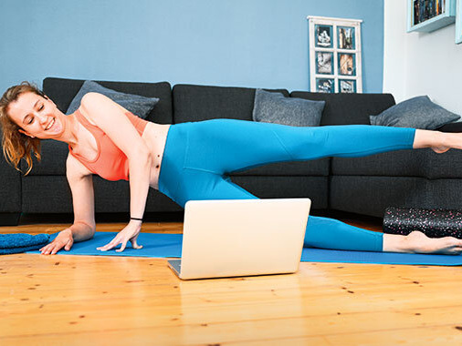 Online-Fitnessstudios im Test: Nur zwei sind eine gute Alternative zum klassischen Studio