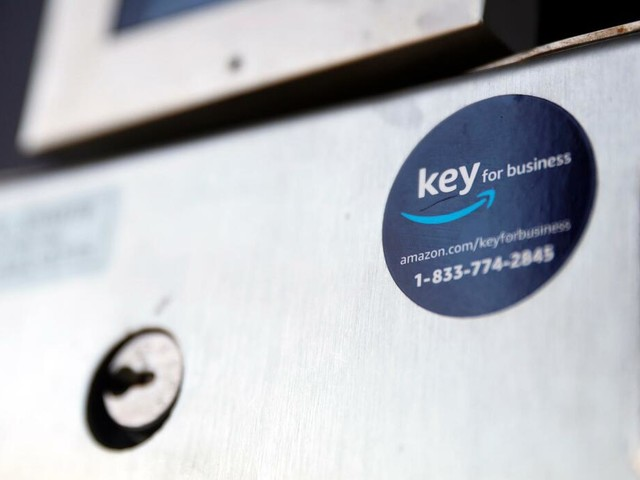 """Paketlieferung: Amazon will eigene """"Schlüssel"""" zu Häusern von Kunden"""