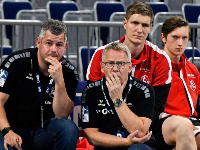 Für Handball-Bundesligist MT Melsungen ist nach der Pleite bei den Rhein-Neckar Löwen Saison praktisch gelaufen