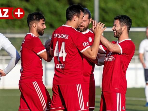 Fußball Saisonvorbereitung: FSM Gladbeck: Neuer Torjäger bricht in Fuhlenbrock den Bann