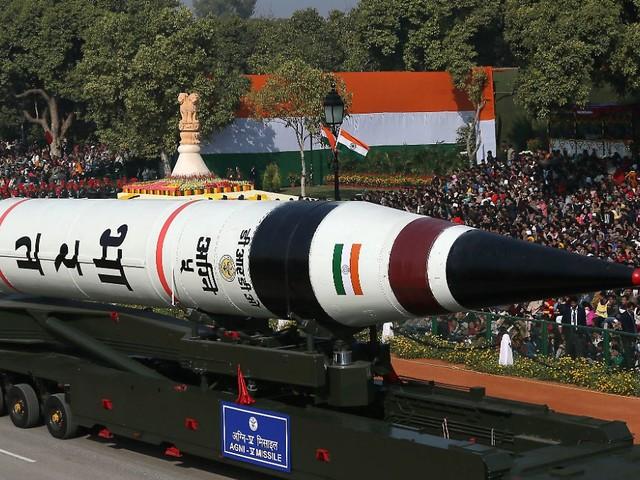 """Warnsignal"" an China: Indien testet atomwaffenfähige Rakete"