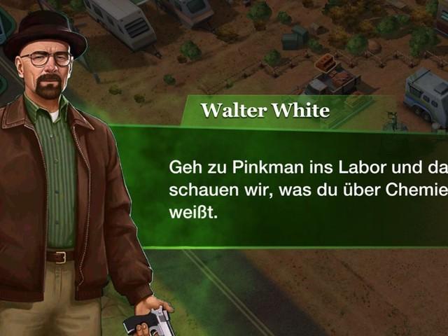 Breaking Bad Criminal Elements im Test: Heisenberg für das Handy
