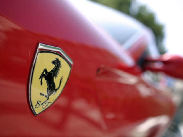 DIY-Ferrari: Dieser Oldtimer muss vom Käufer erst noch zusammengebaut werden