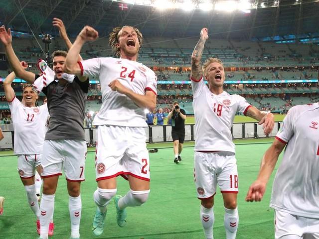 Das EM-Märchen geht weiter: Dänemark zieht ins Halbfinale ein